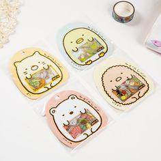 50 pcs/lot(1 bag) DIY Cute Kawaii Cat Bear PVC Scrapbook Stickers For Diary Home Decoration Photo Album Free Shipping 3430 //Price: $7.95 & FREE Shipping //     #catstuff