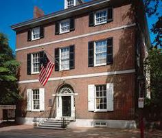 The Physick House (321 S 4th St), one-time residence of Philip Syng Physick, father of American surgery, is another gracious mansion, this one was built in the 1780s by a wine importer. It's the last remaining freestanding Federal townhouse in Society Hill and reflects the clean tastes of the physician who once treated Dolly Madison, and told President Andrew Jackson to quit smoking. Don't miss the 19th-century garden with its period plantings, grotto, and winding paths.