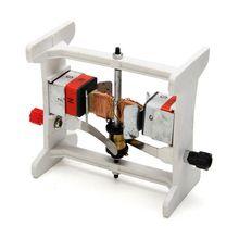 Hua MAO Mini motor elétrico modelo equipamentos Student física experimental de aprendizagem e educação brinquedos para crianças(China (Mainland))