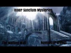 "Inner Sanctum Mysteries - ""The Wailing Wall"" w/Boris Karloff 11/06/45 Old Time Radio Horror (HQ) - YouTube"