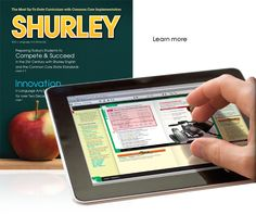 Shurley English iPad version