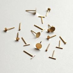 earrings by Kathleen Whitaker
