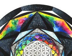 """Check out new work on my @Behance portfolio: """"geometric ink"""" http://on.be.net/1KRNyWY"""