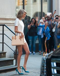 Taylor in NYC 5.27.15