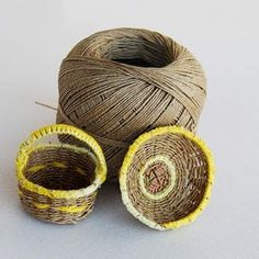 .·:*¨¨*:·. Basket tutorial---made like regular baskets but with tiny materials .·:*¨¨*:·.