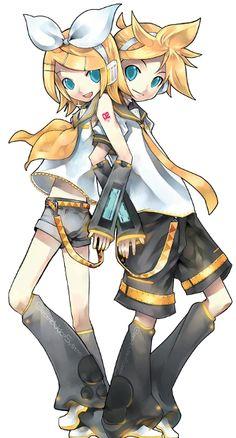 Kagamine Rin and Len
