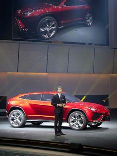 Lamborghini Urus  http://www.autorevue.at/aktuell/lamborghini-urus-suv-beijing-2012-news.html