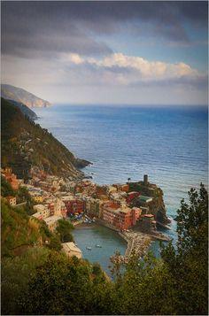 Love Italy, overlooking the sea.