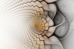 >>Fractal art. Love the texture effect.