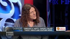 'Weird Al' Yankovic Talks About the Internet and His New Album With Fox Business Network Anchor Stuart Varney