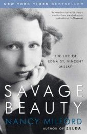 "Read ""Savage Beauty The Life of Edna St. Vincent Millay"" by Nancy Milford available from Rakuten Kobo. Thirty years after the smashing success of Zelda, Nancy Milford returns with a stunning second act. Savage Beauty is the. Edna St Vincent Millay, Books To Read, My Books, Best Biographies, Writers And Poets, Thing 1, Reading Challenge, Book Challenge, Book Authors"