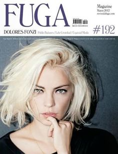 Absolutely gorgeous cut and color, Dolores Fonzi--I'll never get to have this hair!