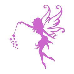 Flying Fairy Cuttable Design