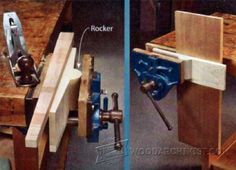 Vise Rocker Jaw - Workshop Solutions Projects, Tips and Tricks…