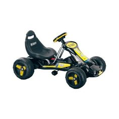 Colors: Black With Yellow Decals, Bucket Seat With High Back - Lil' Rider Black Stealth Pedal Powered Go-Kart by Lil' Rider. $126.99. Lil' Rider Black Stealth Pedal Powered Go-KartLil' Rider Black Stealth Pedal Powered Go Kart is built for comfort and speed! It's the race car they've been dreaming of! This zippy, fun Lil' Riders Black Stealth Pedal Power Go-Kart loves to go fast and go all day! From its high-backed bucket seat to its low-riding comfort, this baby is packe...
