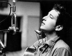 Bob-Dylan-studio