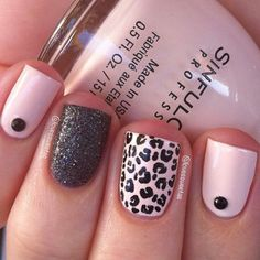 Great way to incorporate your texture polishes