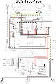 61 jpg 1679×1165 vw drawings vw tech article 1955 57 wiring diagram