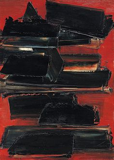 Pierre Soulages | Art | Pinterest