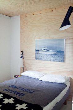 Plywood Headboard Design Ideas For Kids Bedroom Decor, Headboard, Home Bedroom, Headboard Designs, Bedroom Wall, Interior, Plywood Headboard, Home Decor, Plywood Walls