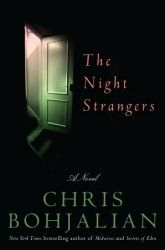 'The Night Strangers: A Novel' by Chris Bohjalian ---- In a dusty corner of a basement in a rambling Victorian house in northern New Hampshire, a door has long been sealed shut with 39 six-. This Is A Book, I Love Books, New Books, Good Books, The Book, Books To Read, Books 2016, New Hampshire, Ghost Stories