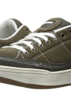 SKECHERS Klone Cronie MF (Khaki/Charcoal) Men's Lace up casual Shoes - SKECHERS, Klone Cronie MF, 51296-KHCC, Footwear Closed Lace up casual, Lace up casual, Closed Footwear, Footwear, Shoes, Gift, - Street Fashion And Style Ideas