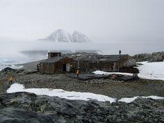 Testigos de la historia antártica