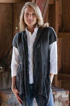 Women's Chamonix Short-Sleeve Cotton Cardigan Sweater Pure & Co.. $99.00