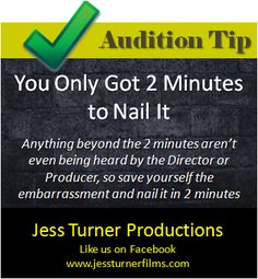 Follow us on Facebook at www.facebook.com/JessTurnerProductions Act Theatre, Theatre Nerds, Music Theater, Voice Acting, Acting Career, The Voice, Acting Lessons, Acting Tips, Acting Monologues