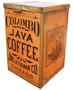 Colombo Java Coffee Bin