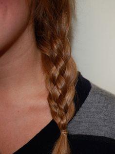 Finally master a five-strand braid!