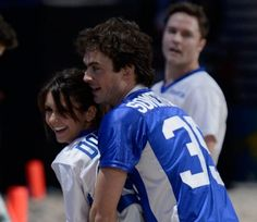 He's so Hot In a soccer jersey. Drool.
