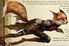 Genetically modified Fox