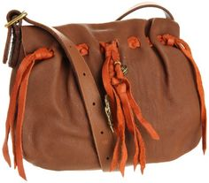 """$73.99-$119.00 Lucky Brand Women's HKRU1200 Cross Body,Bark,One Size -  • You'll feel like a million bucks when you add this trend-right bag to your wardrobe • Soft leather material • Adjustable crossbody strap • Braided leather flap detail • Feather charm and antique brass hardware accents • 8-1/4""""L x 2-3/4W x 6-1/4""""H    http://www.amazon.com/dp/B00591D57U/?tag=pin0ce-20"""