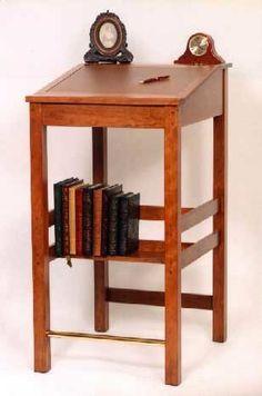 Virginia Woolf Stand up Desk, Bookstand, Lectern, Treadmill Desk