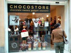 ModaeStyle: Chocostore, il paradiso del cioccolato e dei golos...