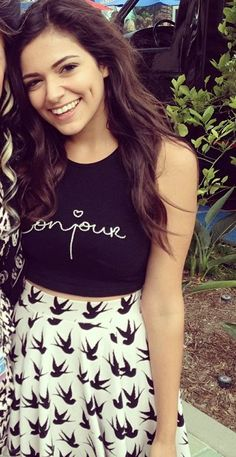 Bethany Mota, I love her outfit (:
