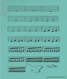 Shark Week Sheet Music
