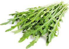 Rukola siata (Eruka sativa) Využitie Rukola sa udomácnila už aj u nás a často… Korn, Garden Tips, Green Beans, Detox, Herbs, Vegetables, Herb, Vegetable Recipes, Veggies