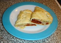 Vegan Hot Pockets with Recipe and Pictures
