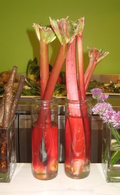 "How to grow Rhubarb, ""Everything you should know in growing rhubarb."