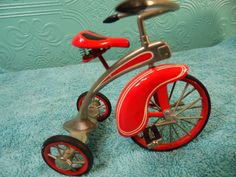 Baby Bicycle vintage :-) Baby Bicycle, Vintage Bicycles, Tricycle