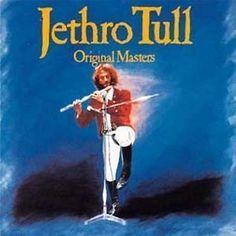 JETHRO TULL ORIGINAL MASTERS *** CD *** free postage Australia (WORLDWIDE $10, COMBINED AVAILABLE)