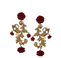 Boucles d'oreilles Dolce & Gabbana http://www.vogue.fr/mode/shopping/diaporama/tresors-baroques/9500/image/568584#5