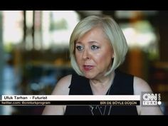 #CNNTurk te #GeleceğinMeslekleri ni anlattım > Cem Seymen CNN Türk #futurist