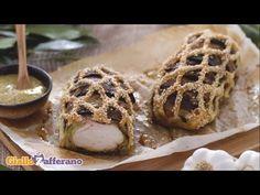 Il POLLO IN GABBIA (chicken lattice) è un tenero rotolo di carni bianche intrappolato in una rete di pasta sfoglia, #zucchine e #pancetta. Qui la #video #ricetta: http://ricette.giallozafferano.it/Pollo-in-gabbia.html #GialloZafferano #pollo #carne #secondopiatto