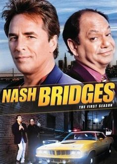 """Don Johnson's second series! Reuniting him with """"Tin Cup"""" costar Cheech Marin: They played cop partners who shared a cool car and the lifechanging lifestyle of divorce."""