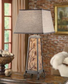 Autumns Light Table Lamp Western  Lamps