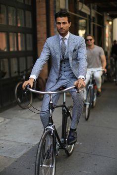Men's Street Style Inspiration #24   MenStyle1- Men's Style Blog