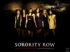 Watch Streaming HD Sorority Row, starring Briana Evigan, Rumer Willis, Carrie Fisher, Teri Andrez. A group of sorority sisters try to cover up the death of their house-sister after a prank gone wrong, only to be stalked by a serial killer. #Horror #Thriller http://play.theatrr.com/play.php?movie=1232783